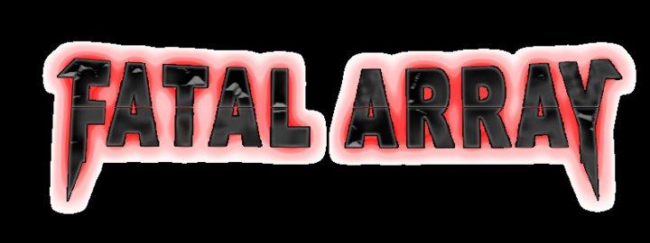 Fatal Array - Logo