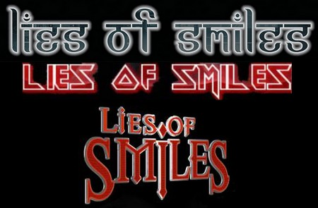 Lies of Smiles - Logo