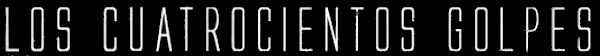 Los Cuatrocientos Golpes - Logo