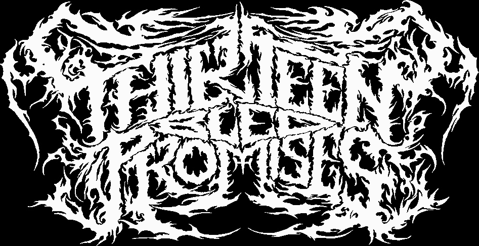 Thirteen Bled Promises - Logo