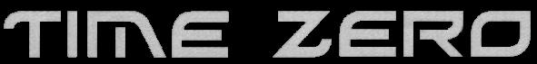 Time Zero - Logo