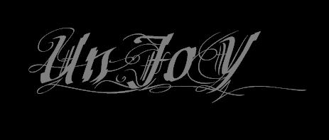 Unjoy - Logo