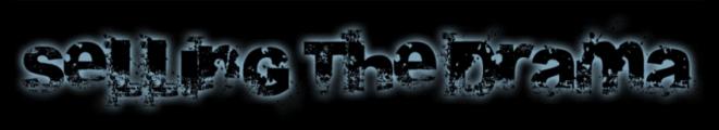 Selling the Drama - Logo