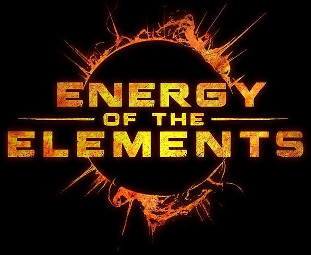 Energy of the Elements - Logo