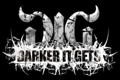 Darker It Gets - Logo