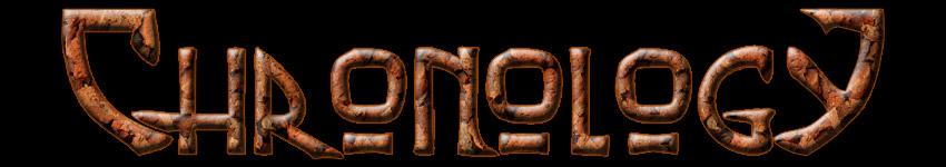 Chronology - Logo