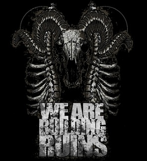 We Are Building Ruins - Logo