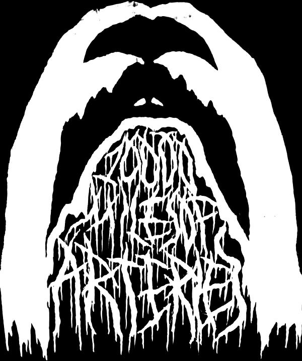 Ten Thousand Miles of Arteries - Logo