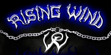 Rising Wind - Logo