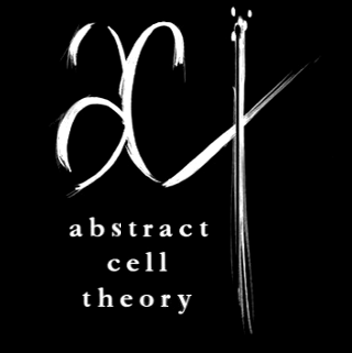 Abstract Cell Theory - Logo