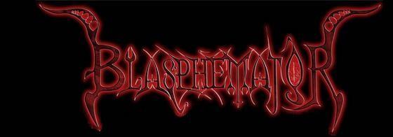 Blasphemator - Logo