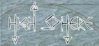 High Sphere - Logo