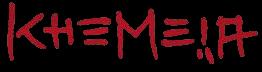 Khemeïa - Logo