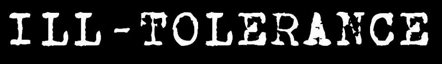 Ill-Tolerance - Logo