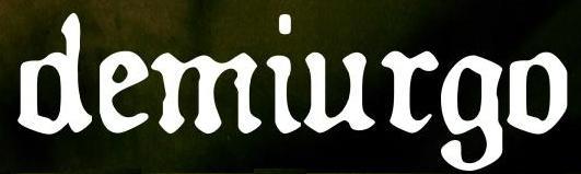 Demiurgo - Logo