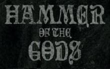 Hammer of the Gods - Logo