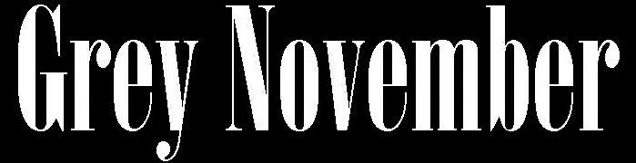 Grey November - Logo