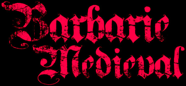 Barbarie Medieval - Logo