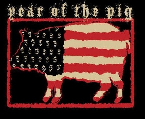 Year of the Pig - Logo