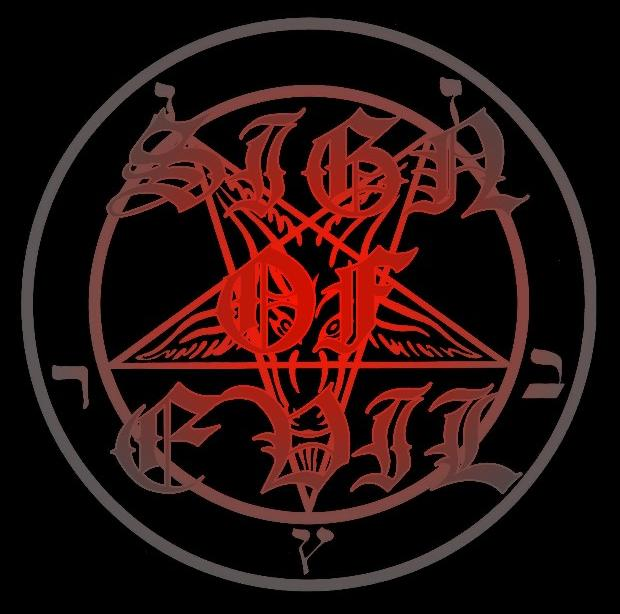 Sign of Evil - Logo