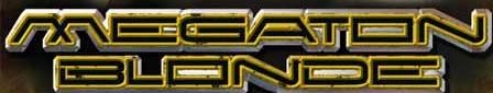 Megaton Blonde - Logo