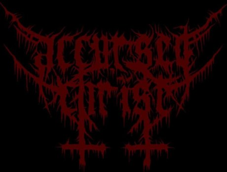 Accursed Christ - Logo