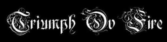 Triumph ov Fire - Logo