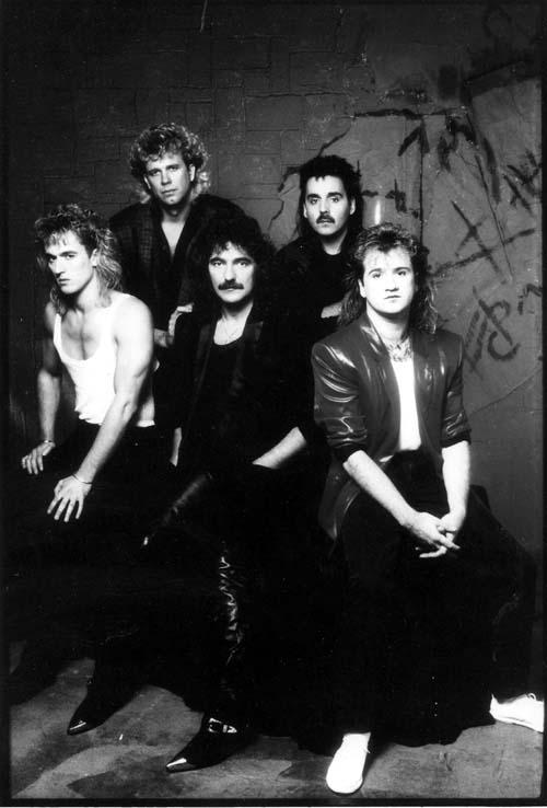 Geezer Butler Band - Photo