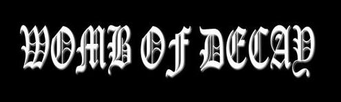 Womb of Decay - Logo