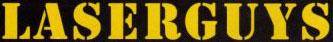 Laserguys - Logo