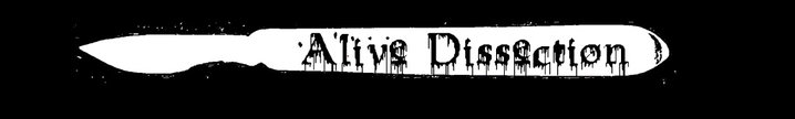 Alive Dissection - Logo