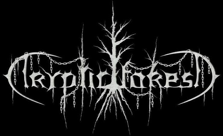 Cryptic Forest - Logo