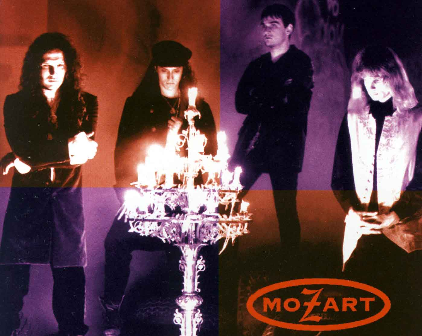 Mozart - Photo
