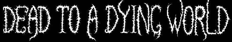 Dead to a Dying World - Logo