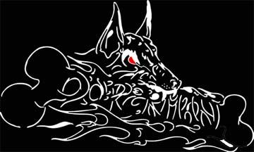 Doperman - Logo