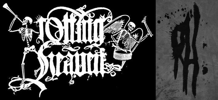Rotting Heaven - Logo