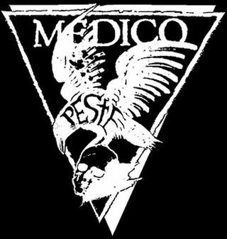 Medico Peste - Logo