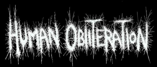 Human Obliteration - Logo