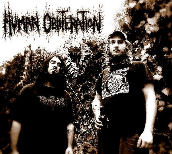 Human Obliteration - Photo