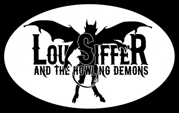 Lou Siffer & the Howling Demons - Logo
