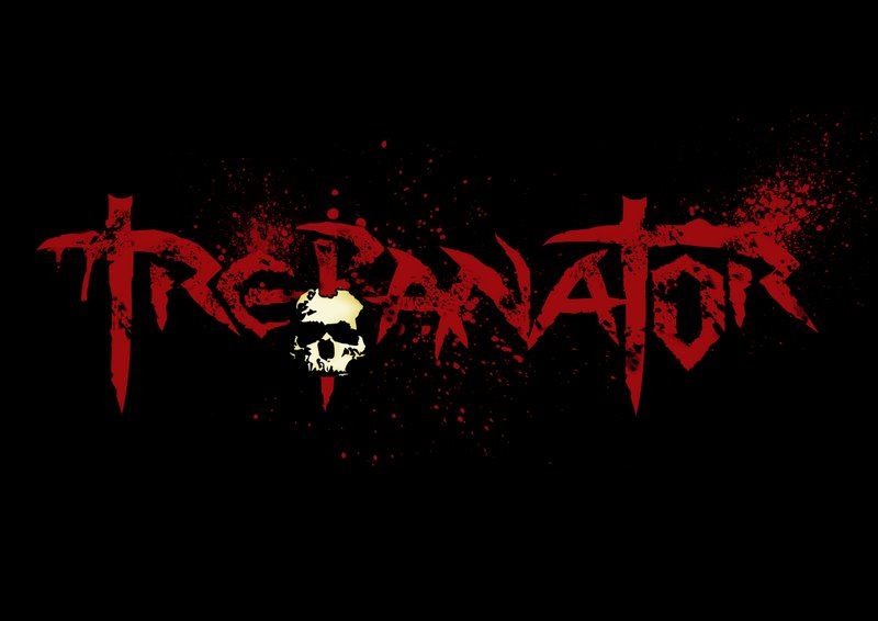 Trepanator - Logo