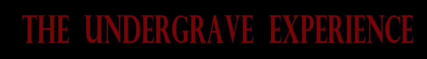 The Undergrave Experience - Logo