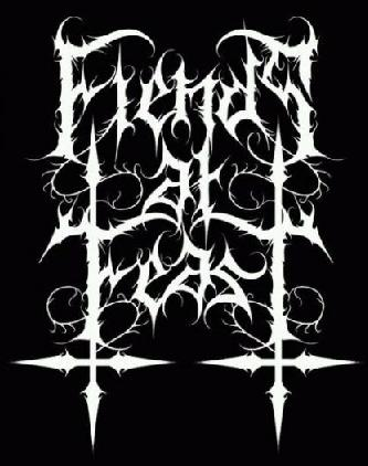 Fiends at Feast - Logo
