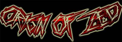 Origin of Zed - Logo