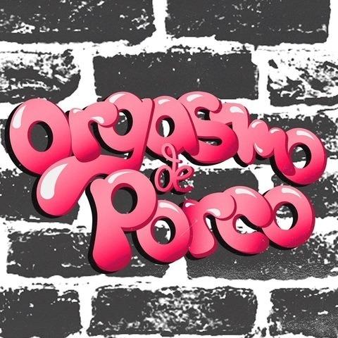 Orgasmo de Porco - Logo