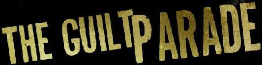 The Guilt Parade - Logo