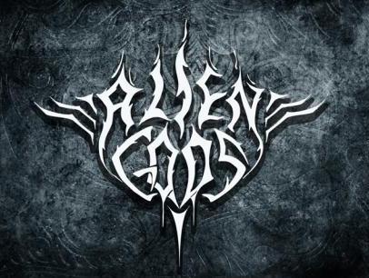 Alien Gods - Logo