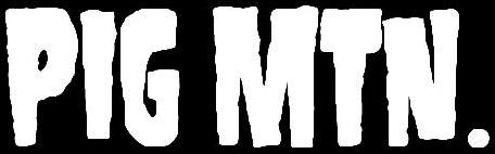 Pig Mountain - Logo