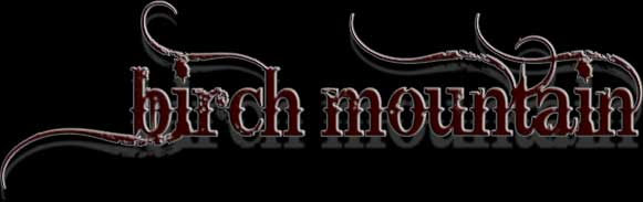 Birch Mountain - Logo