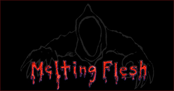 Melting Flesh - Logo